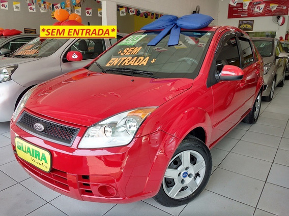 Ford Fiesta Sedan 2008 1.6 Trend Flex 4p