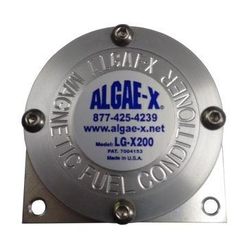 Imagem 1 de 1 de Filtro De Combustível Algae-x - Cod 1181