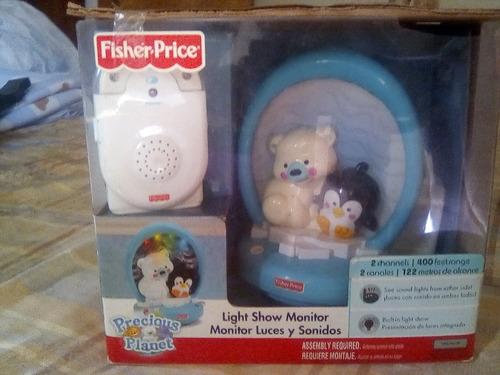 Radio Monitor Para Bebés Fisher-price