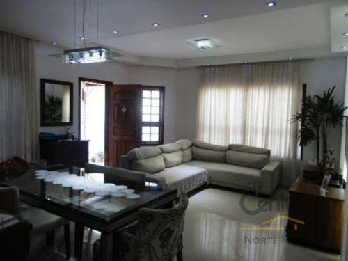 Casa Em Condominio, Venda, Horto Florestal, Sao Paulo - 4799 - V-4799