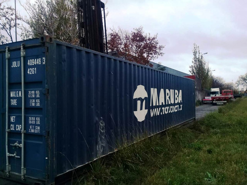 Contenedores Marítimos Containers Usado 40/20 San Miguel