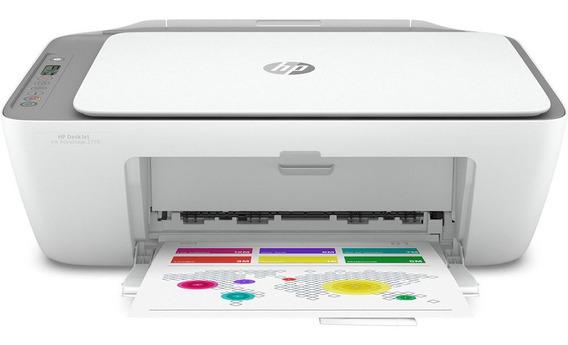 Impressora Multifuncional Hp Deskjet Ink Advantage 2776 Wifi