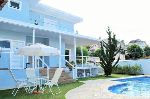 Imagem 1 de 20 de Casa Residencial Em Vinhedo - Sp, Km 5 - Ca01695