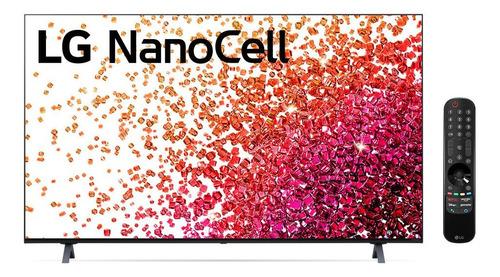 Imagem 1 de 8 de Smart Tv 65nano75 Nanocell 4k Uhd 65 Polegadas Wi-fi LG