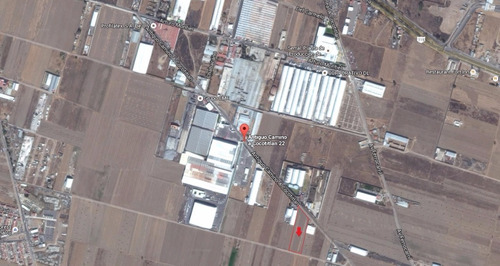 Imagen 1 de 8 de Predio En Parque Industrial De Chalco