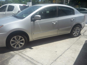 Oportunidad Oferta Chocado Nissan Sentra Sl B16 2012