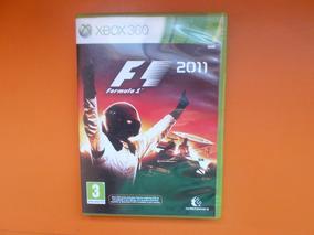 F1 - Formula 1 2011 Original Xbox 360