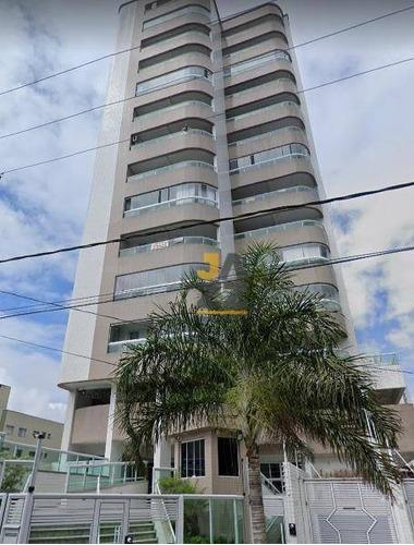 Imagem 1 de 18 de Apartamento Com 2 Dormitórios À Venda, 87 M² Por R$ 373.000,00 - Vila Guilhermina - Praia Grande/sp - Ap7209