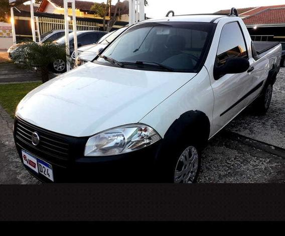 Fiat Strada Working 1.4 8v (flex) 2p