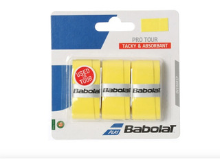 Overgrip Babolat Paquete X3 Para Raqueta