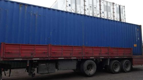 Container Contenedores Maritimo Usado 20' / 40' Castelar