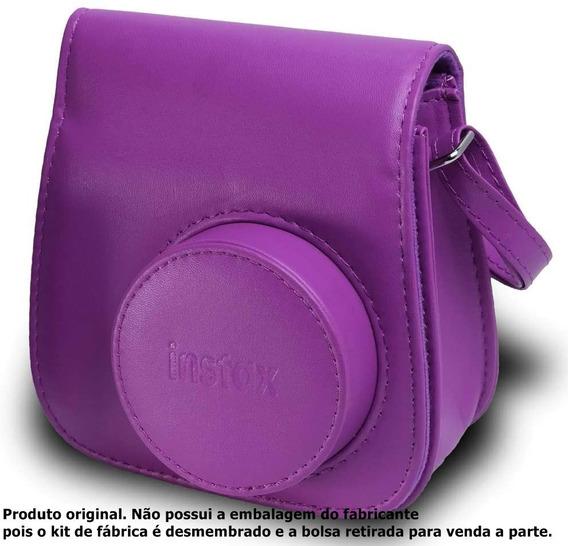 Bolsa Instax Mini 9 Roxa Açaí