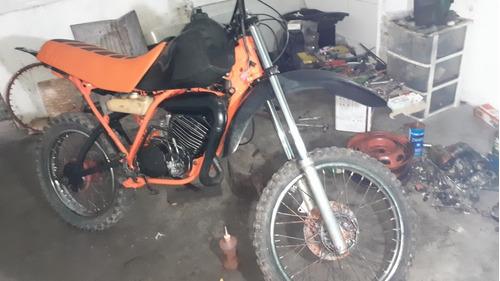 Yamaha Dtz 180