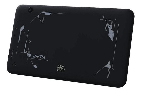 "Tablet Level Up Zyra 7"" 8GB negra con memoria RAM 1GB"