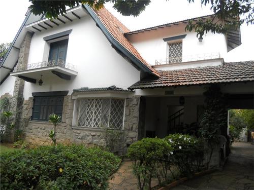 Imagem 1 de 25 de Lindo Sobrado Comercial Para Locação,5 Dormitórios, 30 Vagas - Centro De São Bernardo Do Campo  - 68280