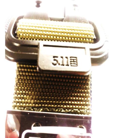 Cinturón Táctico De Nylon Hebilla Metálica