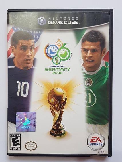Fifa World Cup Germany 2006 Original Para Nintendo Game Cube