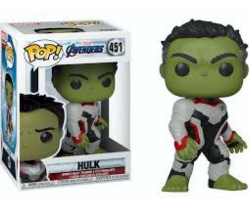 Hulk Avengers Marvel Funko Pop Originales Collectoys