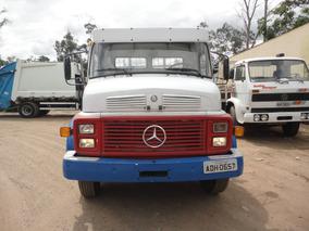 Mercedes-benz Mb 1113 - C/aberta - Branco - Ano 1981