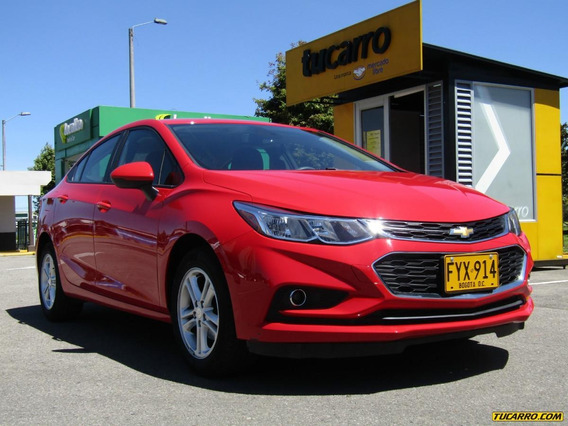 Chevrolet Cruze Turbo Lt 1.4
