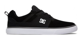 Zapatilla Hombre Urbana Dc Shoes Heathrow Vulk (bkw)