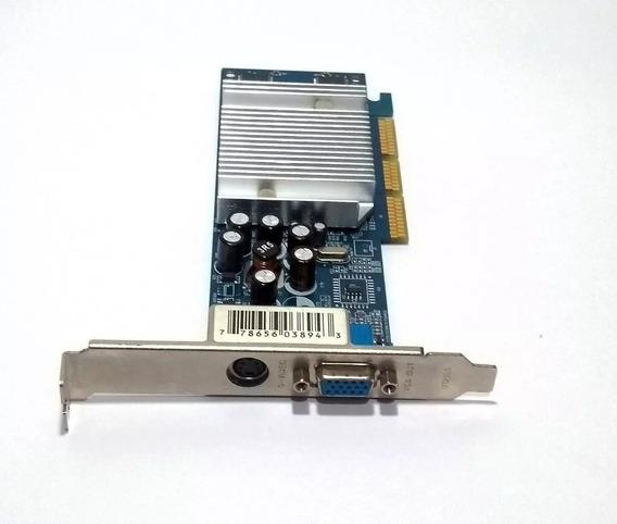 Placa De Video Geforce Fx 5200 128 Mb Ddr Tv