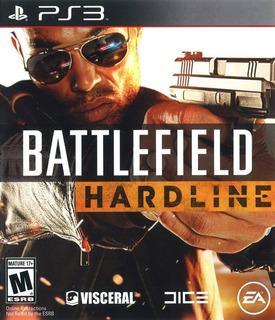 Juego Fisico Sellado Playstation 3 Ps3 Battlefield Hardline
