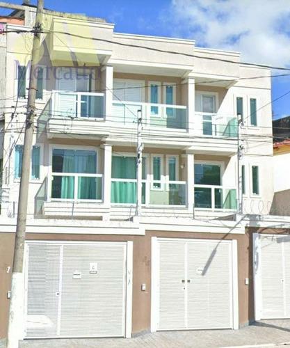 Casa Sobrado Em Jardim Ester - São Paulo, Sp - 3418