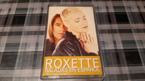 Roxette - Baladas En Español - Cassette - Holandés- Unico