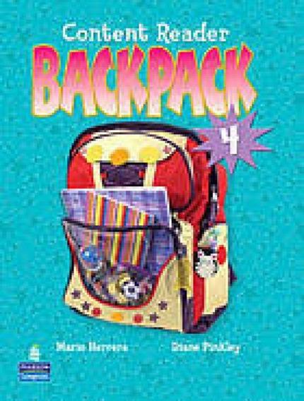 Backpack 4 - Content Reader Tm