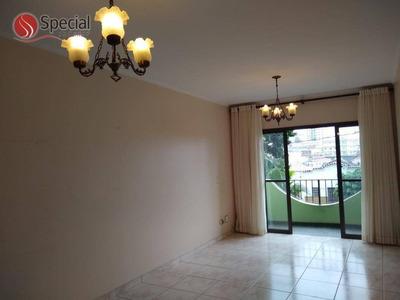 Apartamento Com 3 Dormitórios À Venda, 128 M² - Vila Bertioga - São Paulo/sp - Ap12140