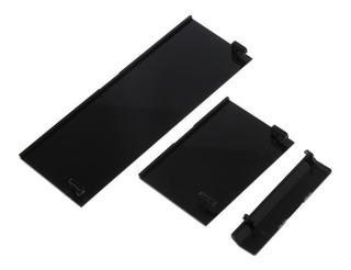 Tapas Negras De Consola Nintendo Wii