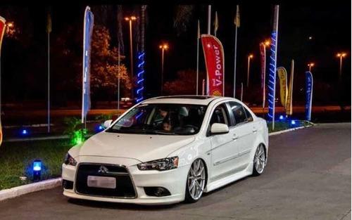 Mitsubishi Lancer 2014 2.0 Gt Cvt 4p