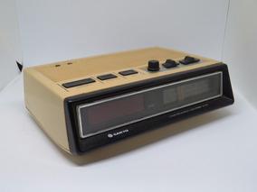 Radio Relogio Sanyo 5500 Funcionando