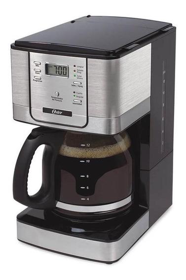 Cafeteira Oster Flavor BVSTDC4401 Preta/Prata 220V