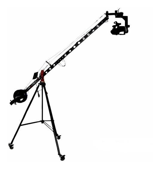 Mx3 Mini Grua P Filmagens Dslr E Filmadoras