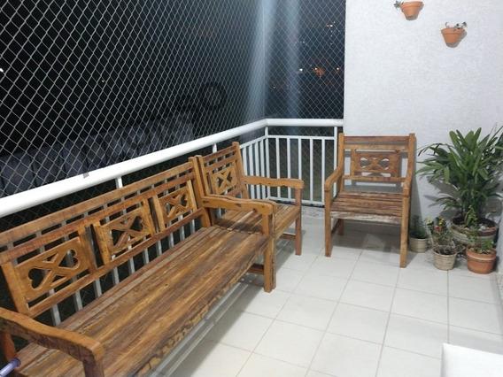 Apartamento Para Venda, 3 Dormitórios, Jardim Das Vertentes - São Paulo - 14585