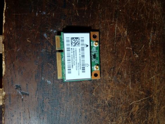 Placa Wifi Atheros Ar5b225 Mini Pcie