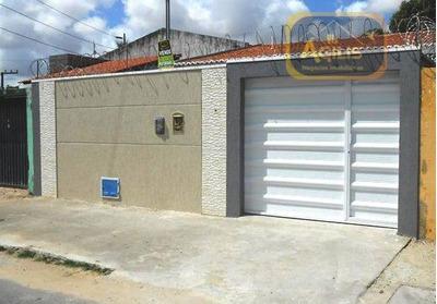 Casa Residencial À Venda, Antônio Bezerra, Fortaleza - Ca0342. - Ca0342