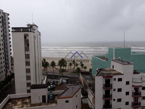 Imagem 1 de 14 de Apartamento À Venda, 93 M² Por R$ 318.000,00 - Ocian - Praia Grande/sp - Ap1609