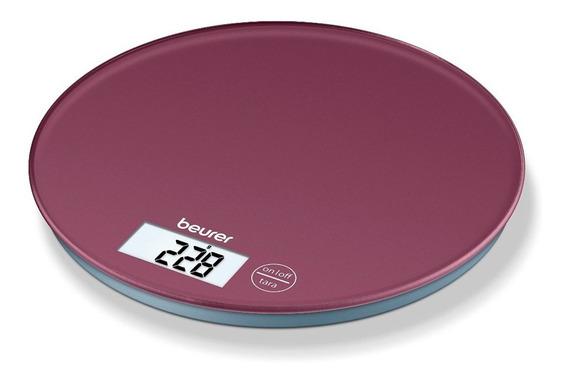 Beurer Ks28 Balanza Digital De Cocina Hasta 5kg Función Tara