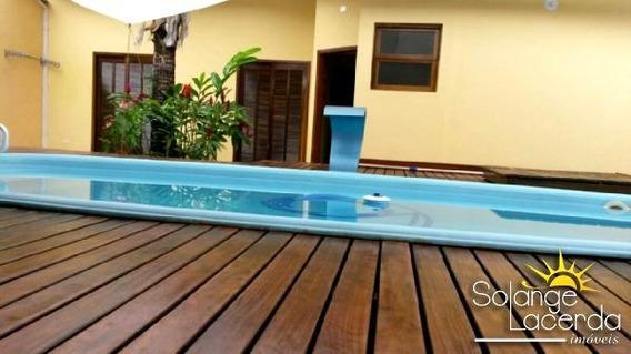 Ref. 5005 - Aluguel Definitivo !!!!! Casa Com Edícula E Piscina No Pq Vivamar - 5005
