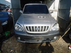 Floripa Imports Sucata Hyundai Terracan 2003 Automatica