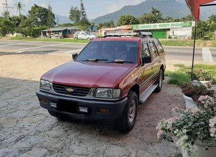 Chevrolet Rodeo Camioneta 1998