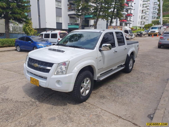 Chevrolet Luv D-max 4x4 3000cc Mt Aa 2ab Tdi Fe