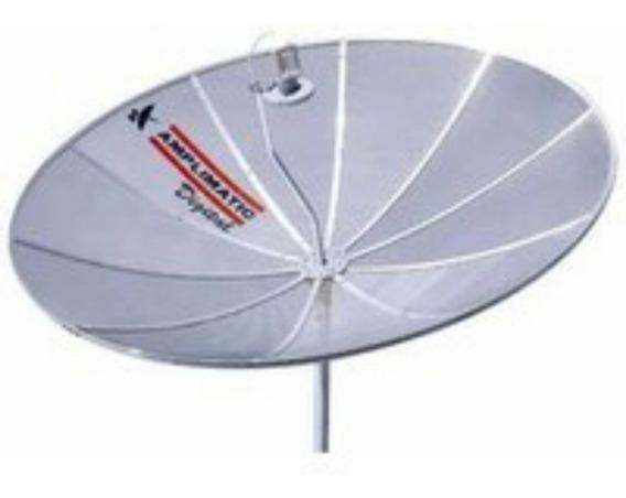 Antena Parabólica 1,70m - Exclusivo Para Guarapari - Es
