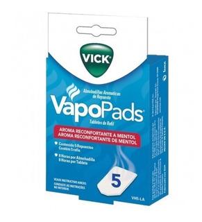 Vick Vapopad 5 Repuestos Mentol Para Humidificadores Vh5-la