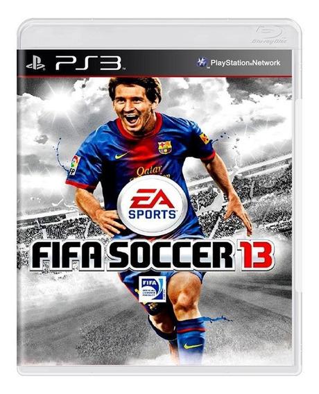 Fifa 2013 Fifa 13 Ps3 Mídia Física Pronta Entrega