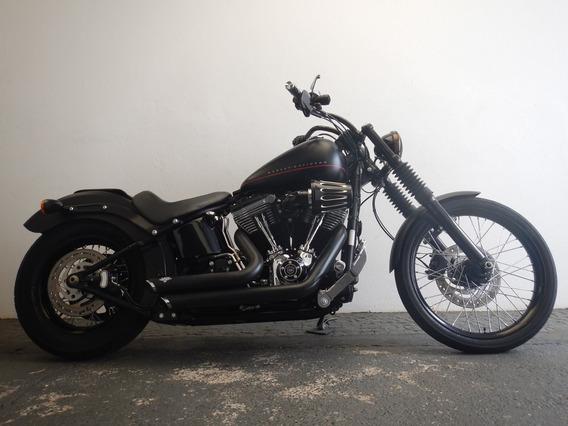 Harley Davidson Blackline - A Mais Nova E Equipada Do Brasil