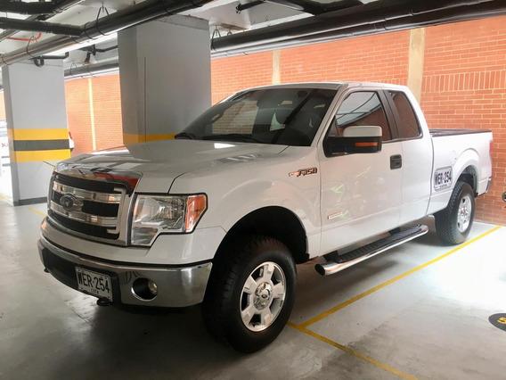 Ford 150 Xlt Ecoboost Cabina Y Media. 3500 Cc
